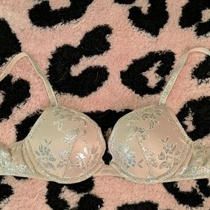 Victoria's Secret Dream Angels Shine Push-Up Bra